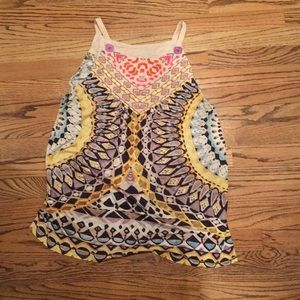 Anthropologie tunic top sz XL